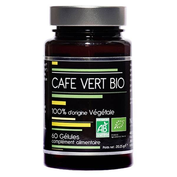 Nutrivie Café Vert Bio 60 gélules