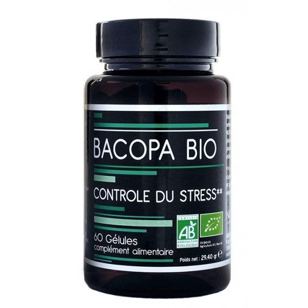 Nutrivie Bacopa Bio 60 gélules