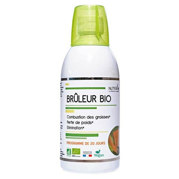 Nutrivie Brûleur Bio 500ml