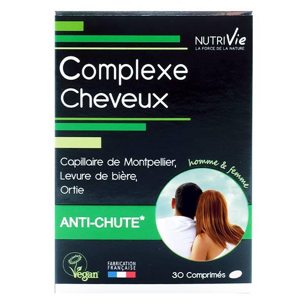 Nutrivie Complexe Cheveux 30 comprimés