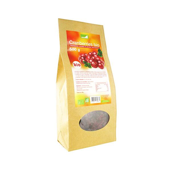 Exopharm Cranberries Bio 500g