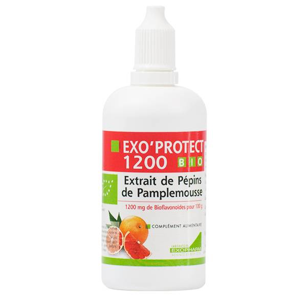 Exopharm Exo'Protect 1200 Bio 100ml