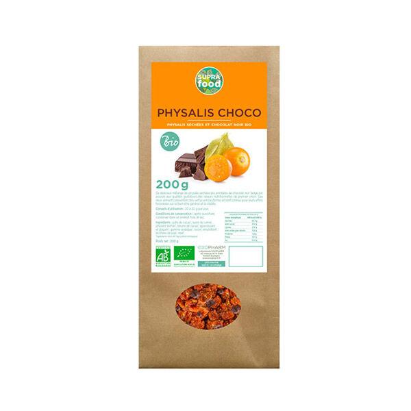 Exopharm Supra Food Physalis Choco Bio 200g