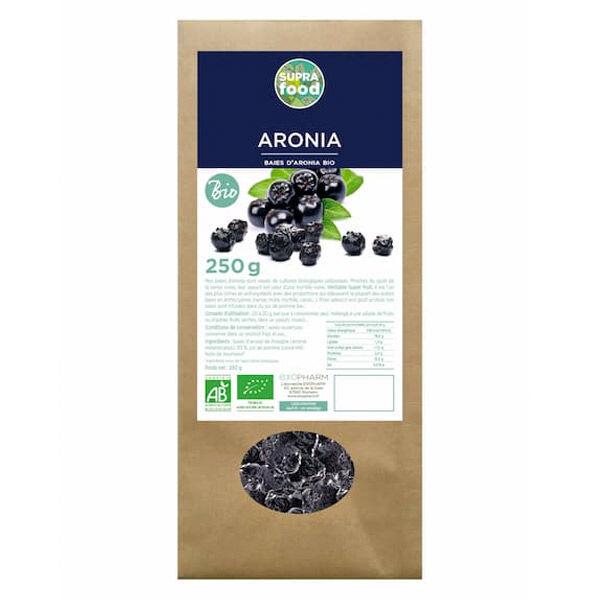 Exopharm Suprafood Aronia Bio 250g