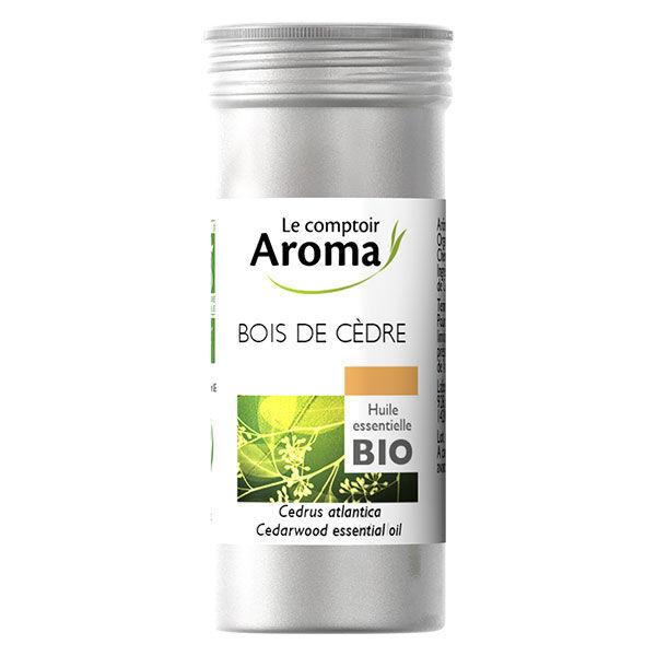 Le Comptoir Aroma Huile Essentielle Bois de Cèdre 10ml