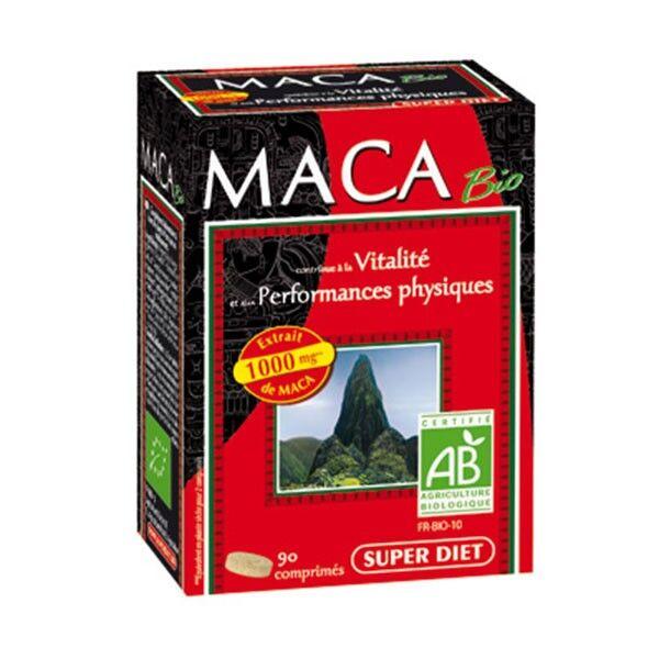 Super Diet Maca Bio - 90 comprimés