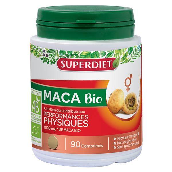 SuperDiet Super Diet Maca Bio 90 comprimés