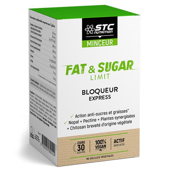 STC Nutrition Fat & Sugar Limit 90 gélules