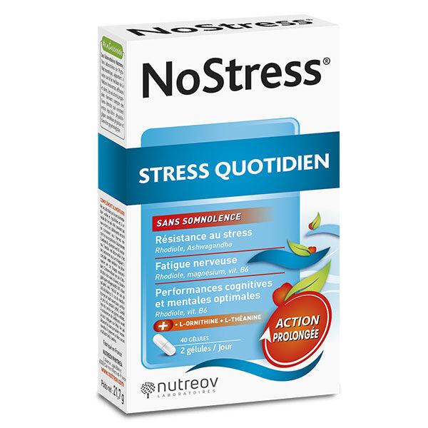 Nutreov Physcience NoStress Anti-Fatigue 40 capsules