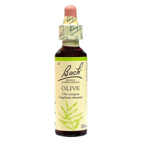 Fleurs de Bach n°23 Olive - Olive 20ml