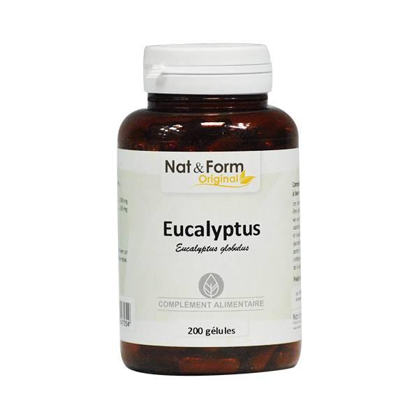 Nat & Form Original Eucalyptus 200 gélules