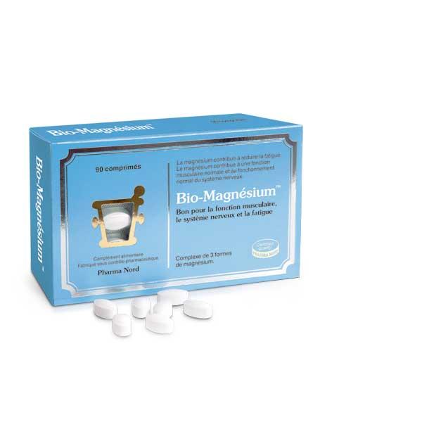 Pharma Nord Bio-Magnésium boite de 90 comprimés