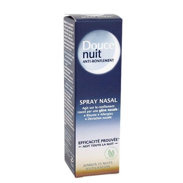 Douce Nuit Anti-Ronflement Spray Nasal 10ml