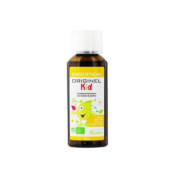 Laboratoire Dioter Dioter Originel Kid Digestion Bio 150ml
