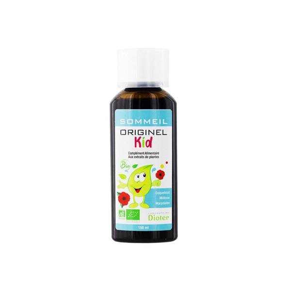 Laboratoire Dioter Dioter Originel Kid Sommeil Bio 150ml