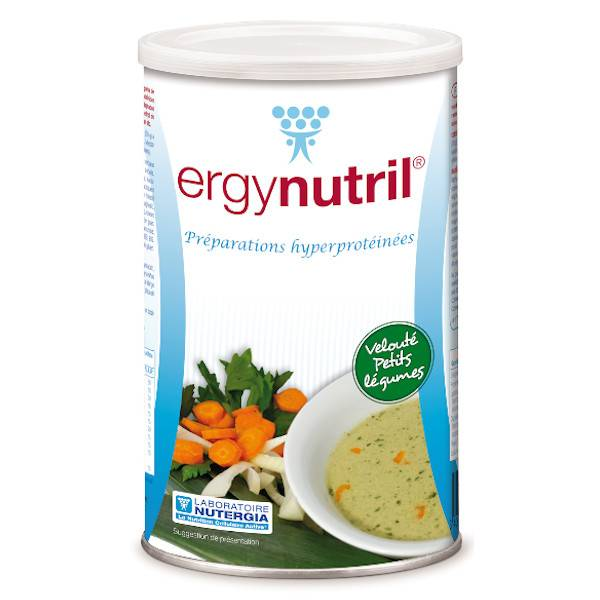 Nutergia Ergynutril Velouté Petits Légumes 300g