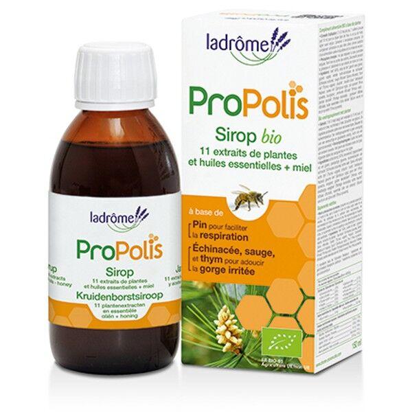Ladrôme Propolis Sirop Bio 150ml