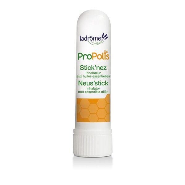 Ladrome Ladrôme Propolis Stick Nez Inhalateur de Poche BIO 1g