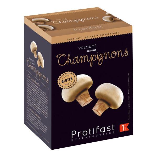 Protifast Soupe Hyperprotéinée Velouté de Champignons 7 sachets