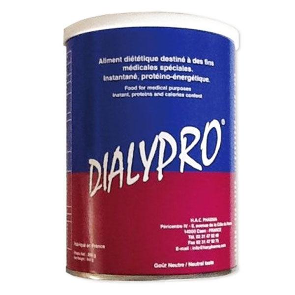 HAC Pharma Dialypro Poudre Hyperprotéinée Neutre 360g