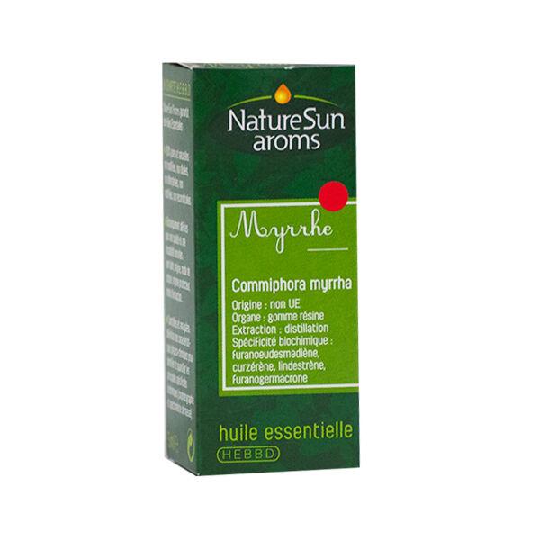 NatureSun Aroms Huile Essentielle Myrrhe 5ml