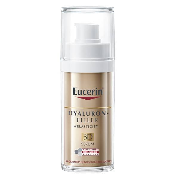 Eucerin Hyaluron Filler + Elasticity 3D Sérum Anti-Âge 30ml