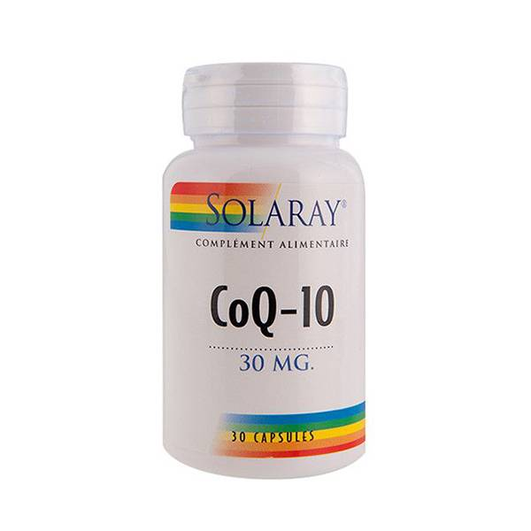 Solaray Co Q10 30mg 30 capsules