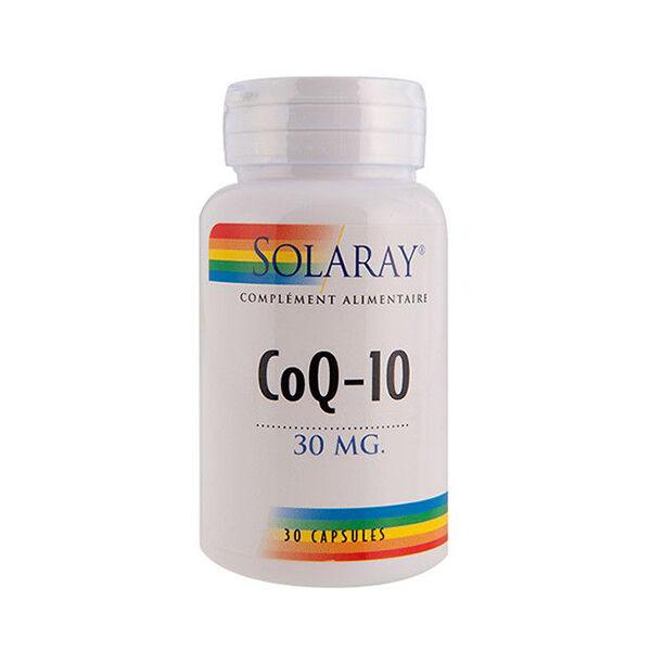 Solaray Co Q10 30mg 30 capsules