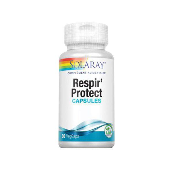Solaray Respir' Protect 30 capsules végétales