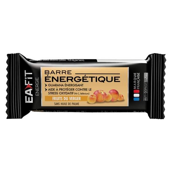 Eafit Energie Barre Energétique Fruits du Verger 30g