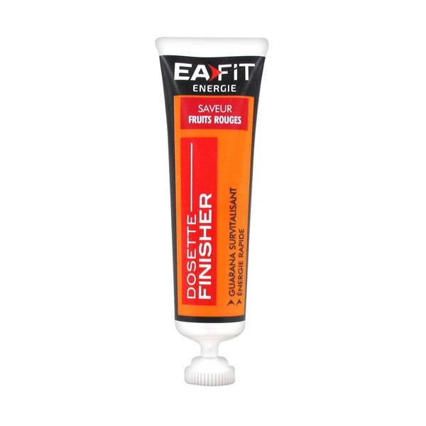 Eafit Energie Dosette Finisher Saveur Fruits Rouges 25g