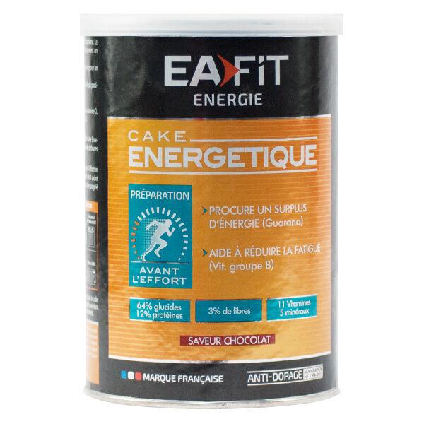 Eafit Energie Cake Energétique Saveur Chocolat 400g