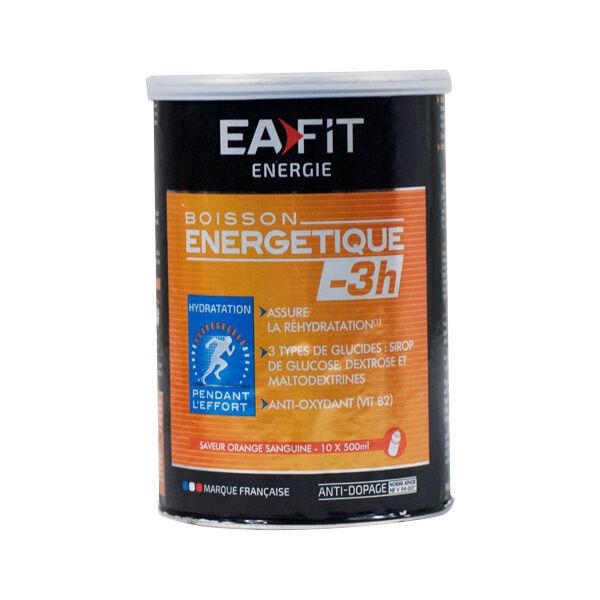 Eafit Boisson Energétique -3H Goût Orange Sanguine 500g