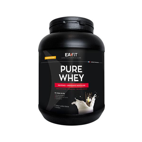 Eafit Pure Whey Vanille Intense 750g