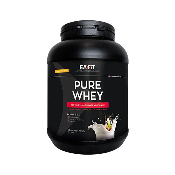 Eafit Pure Whey Vanille Noisette 750g