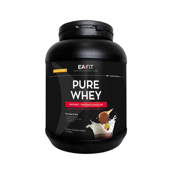 Eafit Pure Whey Chocolat Noisette 750g