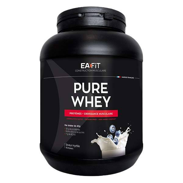 Eafit Pure Whey Myrtille 750g