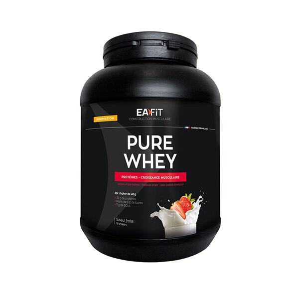 Eafit Pure Whey Fraise 750g