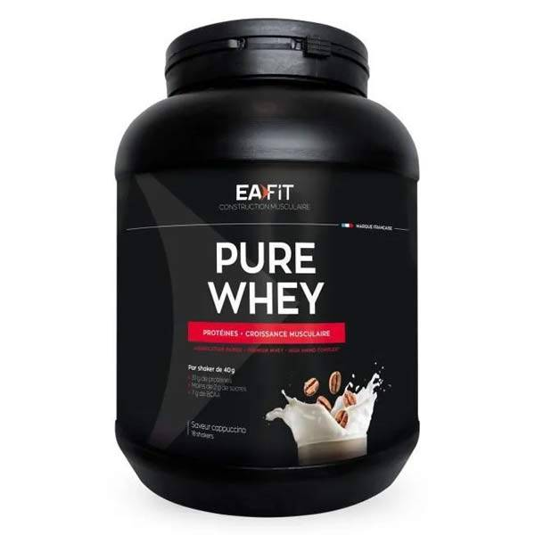 Eafit Pure Whey Cappuccino 750g