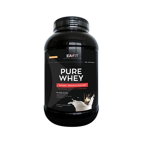 Eafit Pure Whey Vanille Intense 2.2Kg