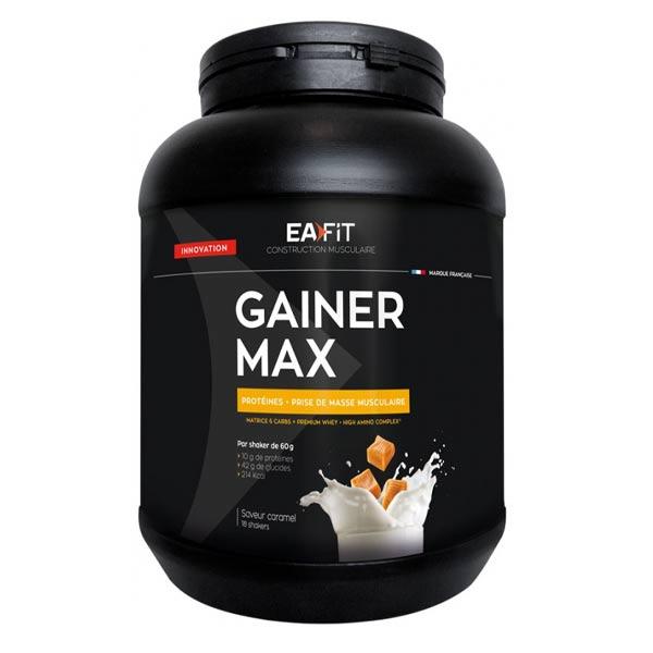 Eafit Gainer Max Caramel 1.1Kg