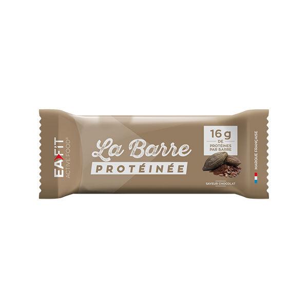 Eafit La Barre Protéinée Goût Chocolat 46g