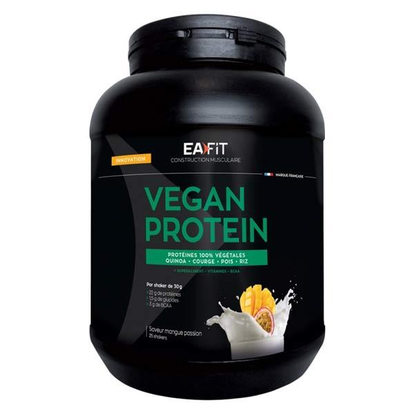 Eafit Vegan Protein Mangue Passion 750g
