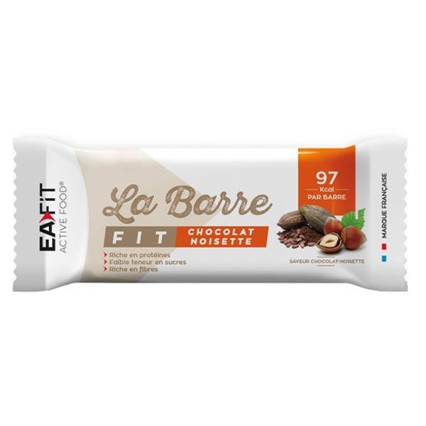 EA Pharma Eafit La Barre Fit Chocolat Noisette 28g