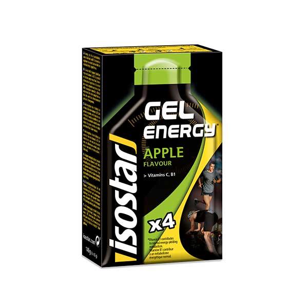 Isostar Gel Total Performance Pomme 4 x 35g