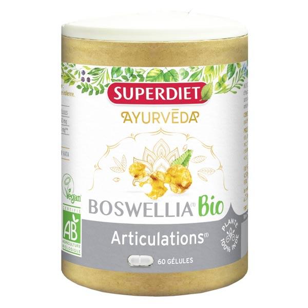 Superdiet Ayurvéda Boswellia Articulations Bio 60 gélules
