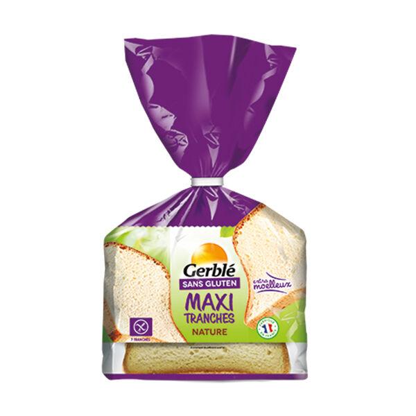 Gerblé Sans Gluten Pain Maxi Moelleux 350g