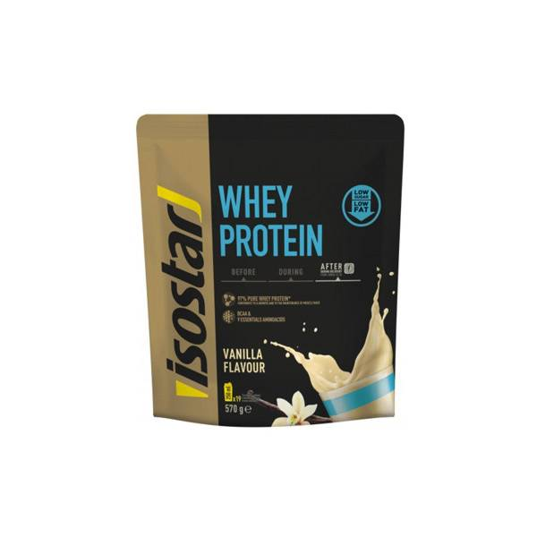 Isostar Whey Protein Vanille 570g