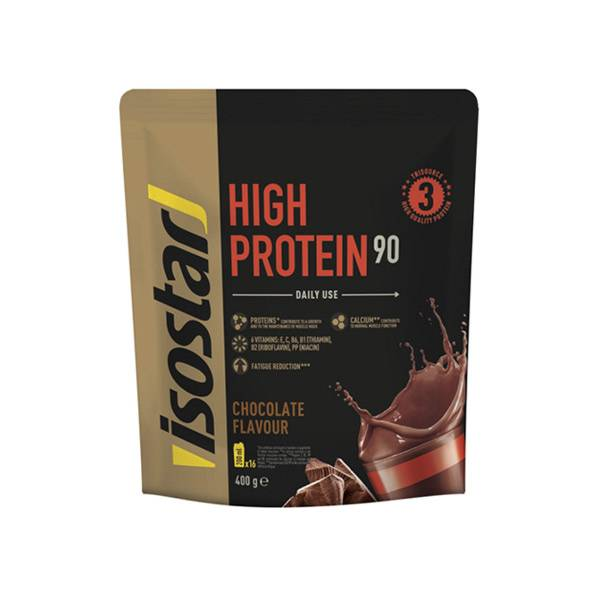 Isostar High Protein 90 Daily Use Chocolate 400g