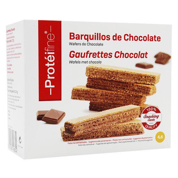 Inovance Protéifine Gaufrettes Chocolat au Lait 210g